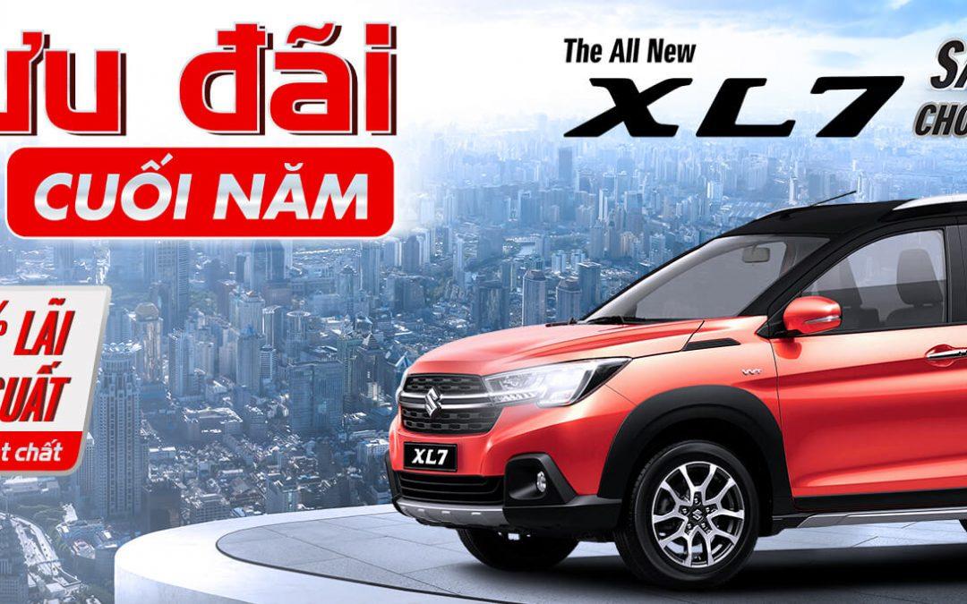 Việt Nam Suzuki siêu ưu đãi dịp cuối năm 2020